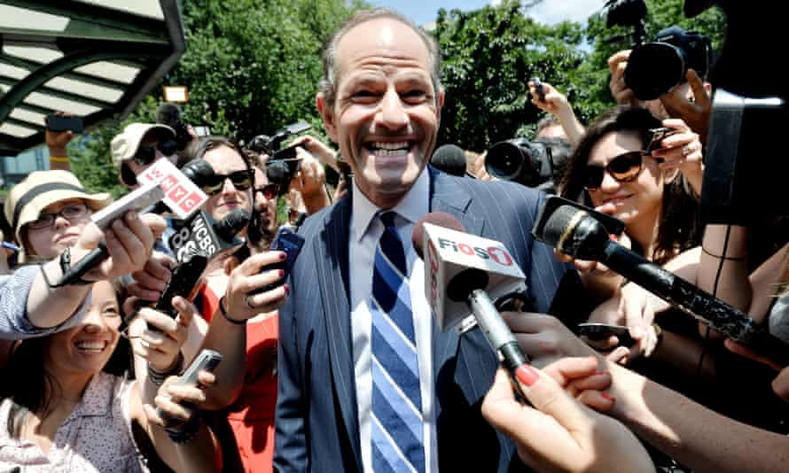 Eliot Spitzer's return to the New York political circus sees him running for city comptroller.