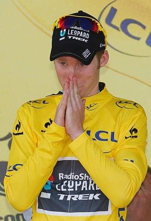 Tour de France stage 3: Radioshack-Leopard team rider Jan Bakelants