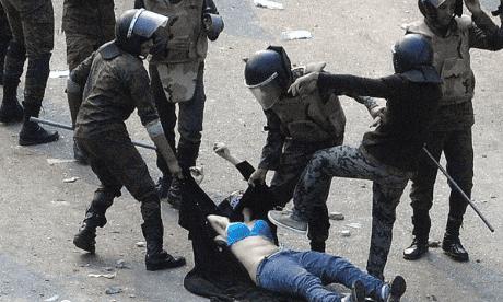 Egypt assault