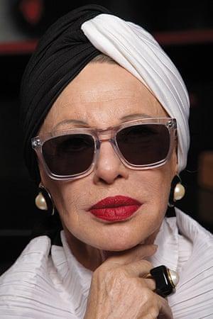 Karen Walker Sunglasses: Lynne