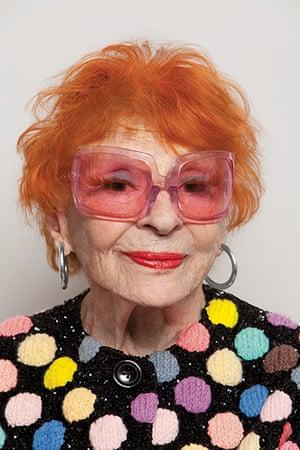 Karen Walker Sunglasses: Ilona