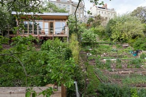 Homes - Bristol House -Allotments and house