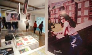 Amy Winehouse exhibition