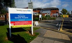 Tameside general hospital NHS independent reviews