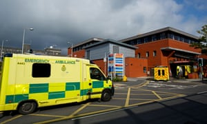 Tameside general hospital in Greater Manchester