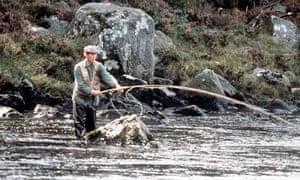 Prince Charles Hardy Greys fishing sold