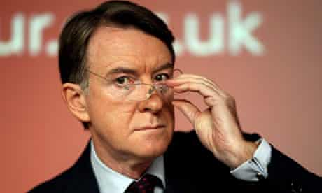 Lord Mandelson HS2 warning expensive mistake