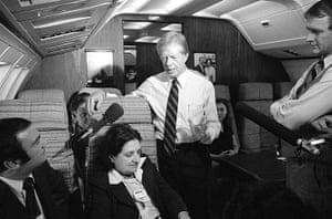 Helen Thomas: Jimmy Carter, Helen Thomas
