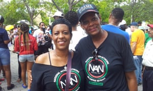 Pamela Knox Shuler from National Action Network in Miami