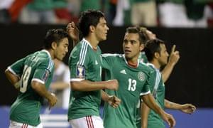 Mexico football team soccer team Gold Cup