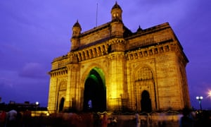 Gateway of India at dusk, Mumbai, India