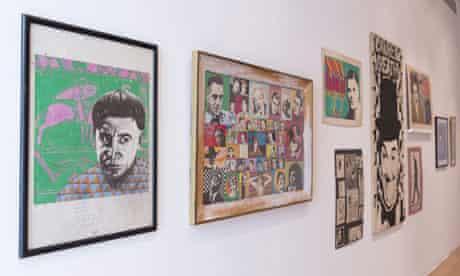 Ian Dury art