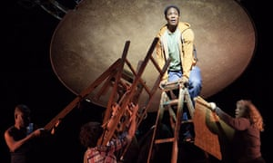 Lionboy by Complicite at the Bristol Old Vic