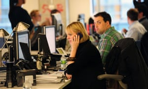 Employees using own mobile at work