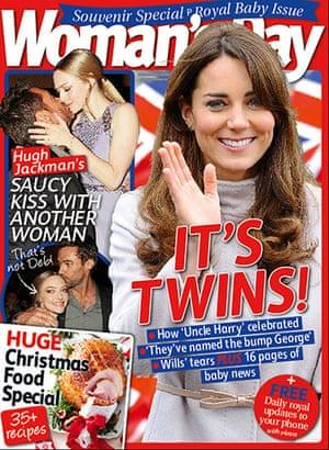 Royal baby predictions: Woman's Day