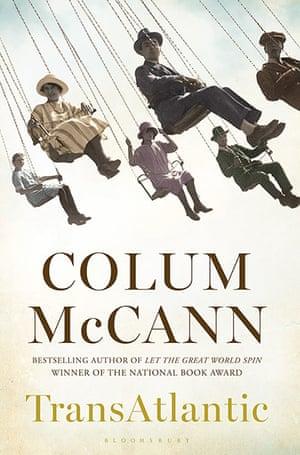 Booker longlist: Colum McCann, TransAtlantic