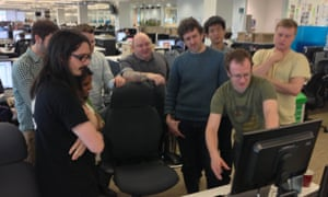 Guardian Developers gather round