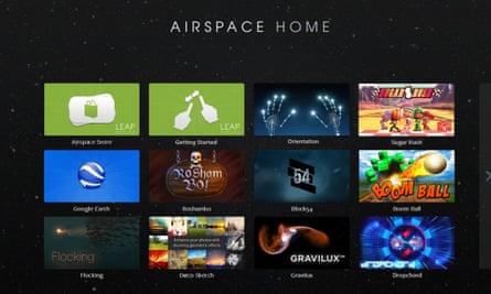 Airspace app store