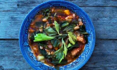 April Bloomfield's summer ribollita