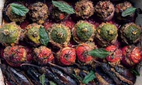 Bruno Loubet's petits farcis de Provence