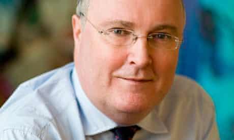 Arts Council England chief executive Alan Davey