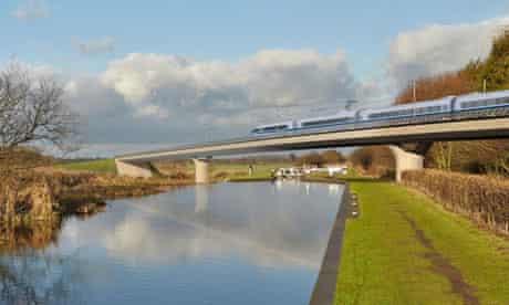 The Birmingham and Fazeley viaduct