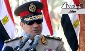 General Abdel-Fatah Sisi