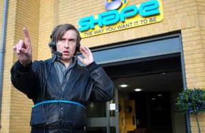 Alan Partridge premiere: Steve Coogan as Alan Partridge in Alan Partridge: Alpha Papa