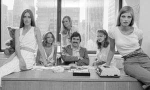 John Casablancas, Founder Of The Elite Modelling Agency, In New York