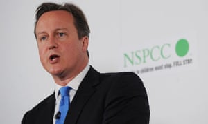 Cameron's internet speech