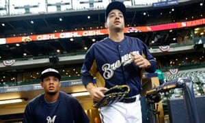 c2658bec240 Ryan Braun will not run on to the field for the Brewers again this season