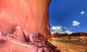 Hell Roaring Canyon near Moab, Utah