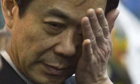 Bo Xilai was said to have aspired to China's highest political office