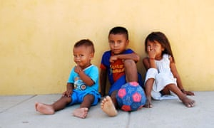Colombia children