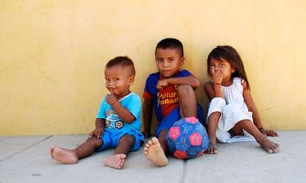Colombia children