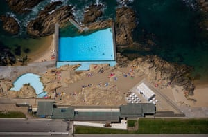World 39 S Best Outdoor Swimming Pools In Pictures Travel