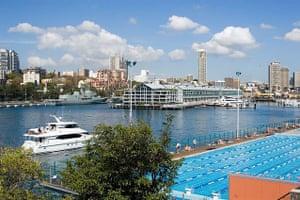 swimming pools: Andrew 'Boy' Charlton pool, Sydney