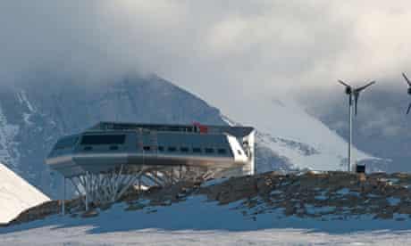 Belgian Antarctic base