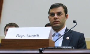 Justin Amash's amendment failed narrowly.