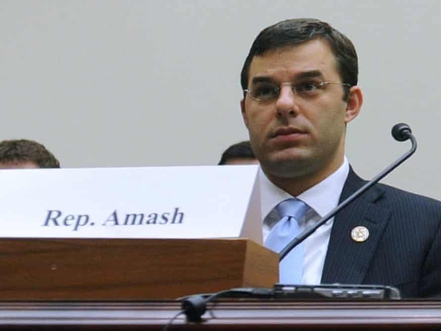 Justin Amash's amendment failed narrowly.