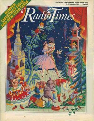 Radio Times - Christmas 1988