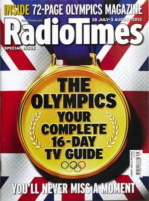 Radio Times - 2012 Olympics