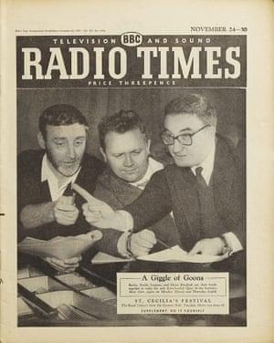 Radio Times - 1957