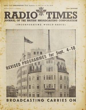 Radio Times - 1939