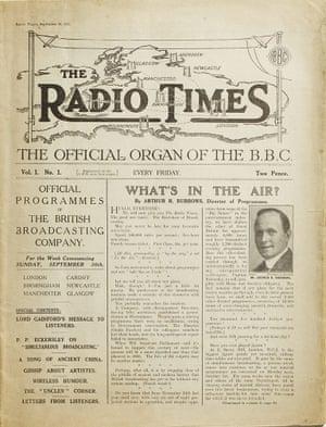 Radio Times - 1923
