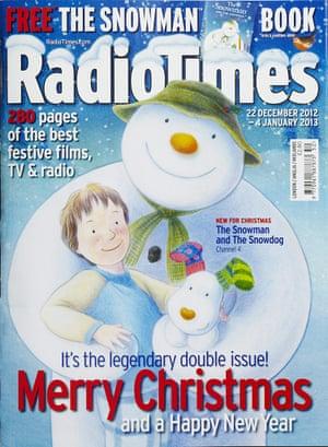 Radio Times - December 2012