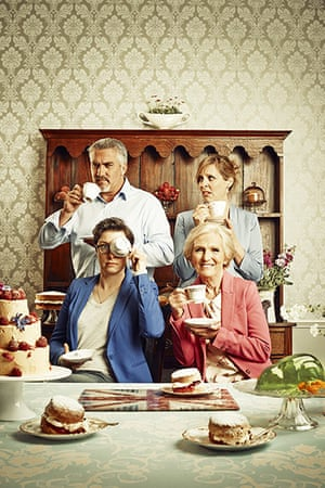 original observer: Great British Bake Off #1