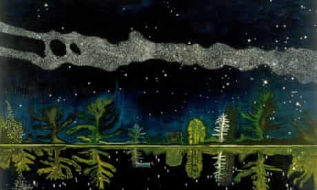 Milky Way by Peter Doig