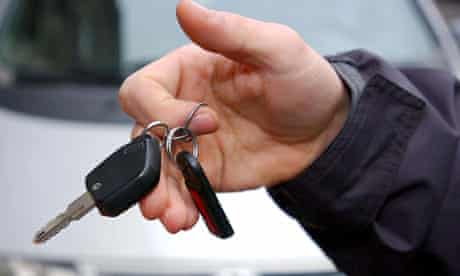 Stolen keys can be costly if car locks need to bge replaced