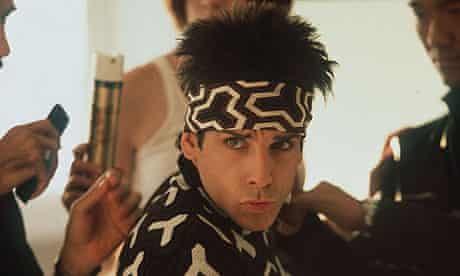 Ben Stiller portrays Derek Zoolander in Paramont Pictures and Village Roadshow Pictures, Zoolander